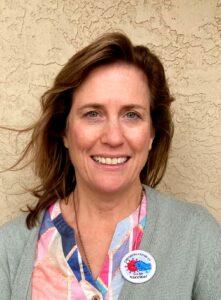 Portrait of Dr. Caroll Kimbal, the 2021 president of SSVMS