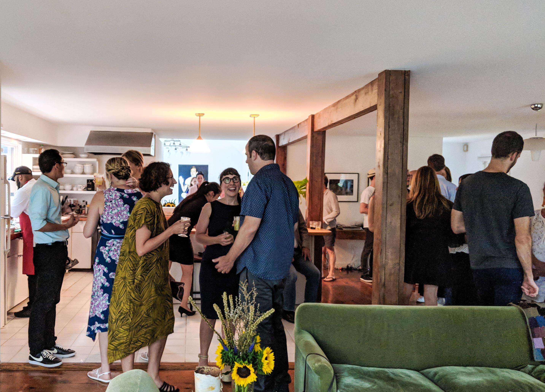 Art21-summer-party-at-Elaine-de-Kooning-House-(courtesy-of-Art21)
