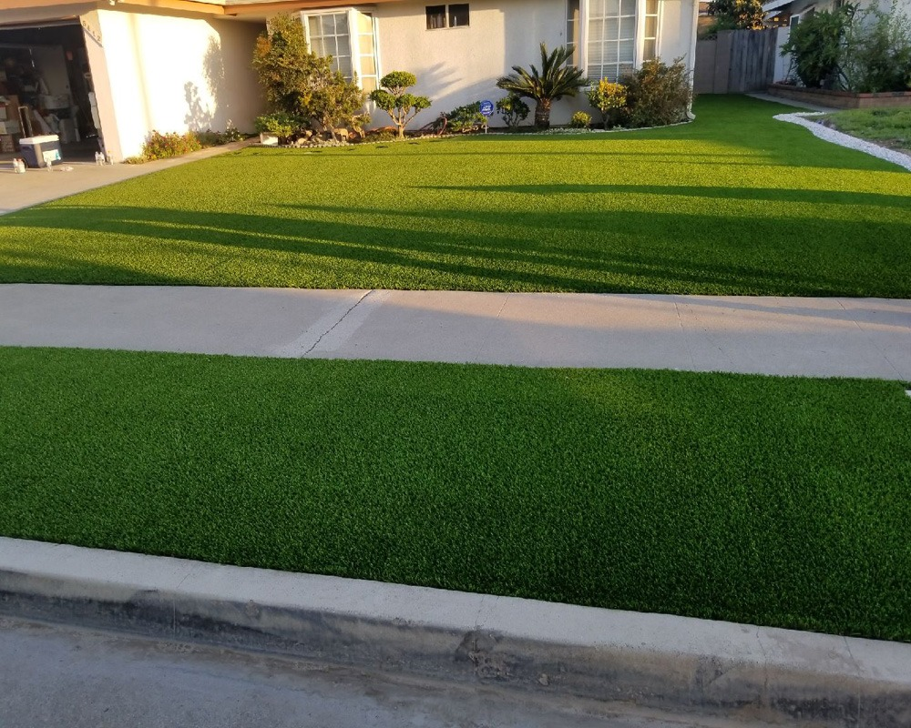 Residential Turf Front yard Always Green
