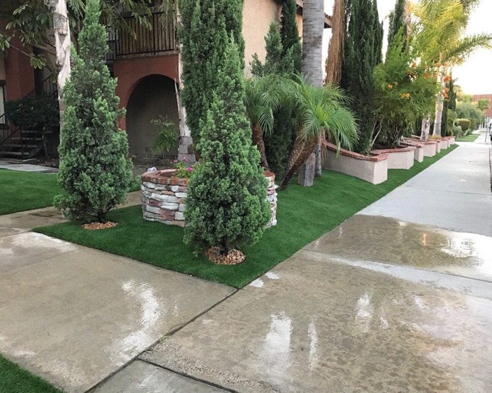 Commercial Turf business