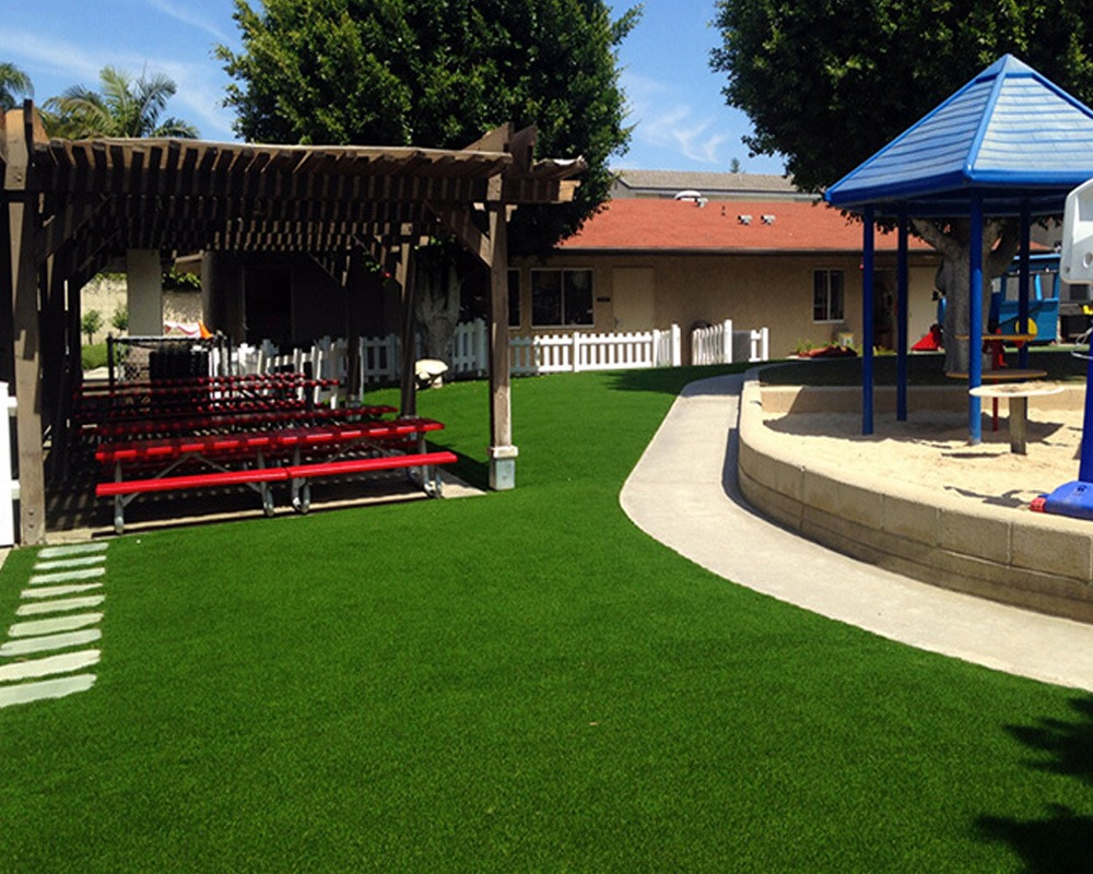 Commercial Turf Daycare