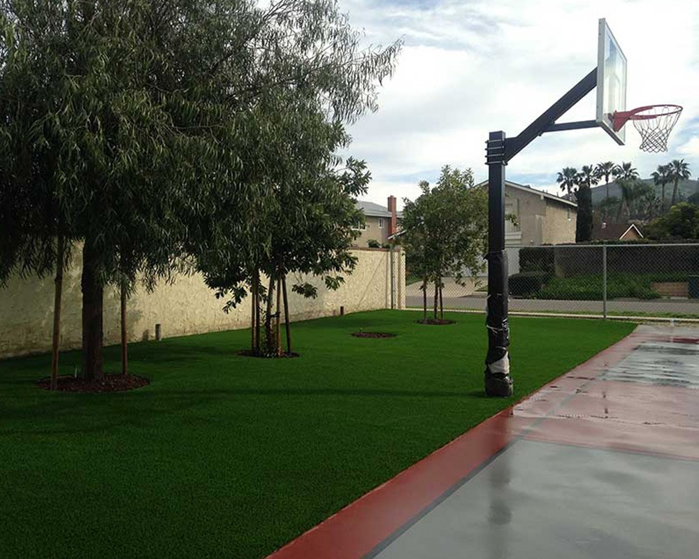 Commercial Turf at Park