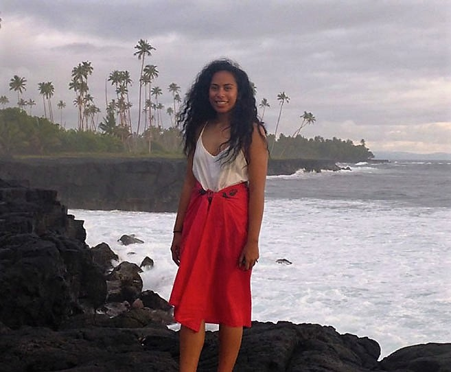 Amy Maslen-Miller, a Samoan Scientist