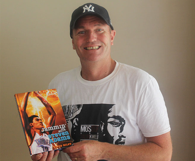 David Riley and Pasifika Heroes