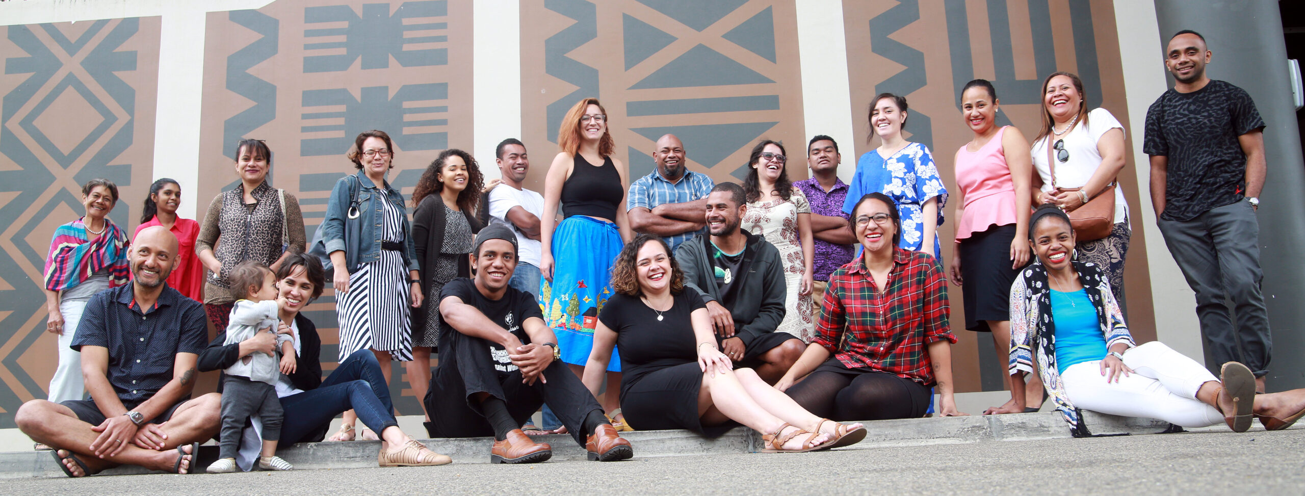 Leaning In, Showing Up and Taking a Chance: What it's Like to Talanoa in Suva