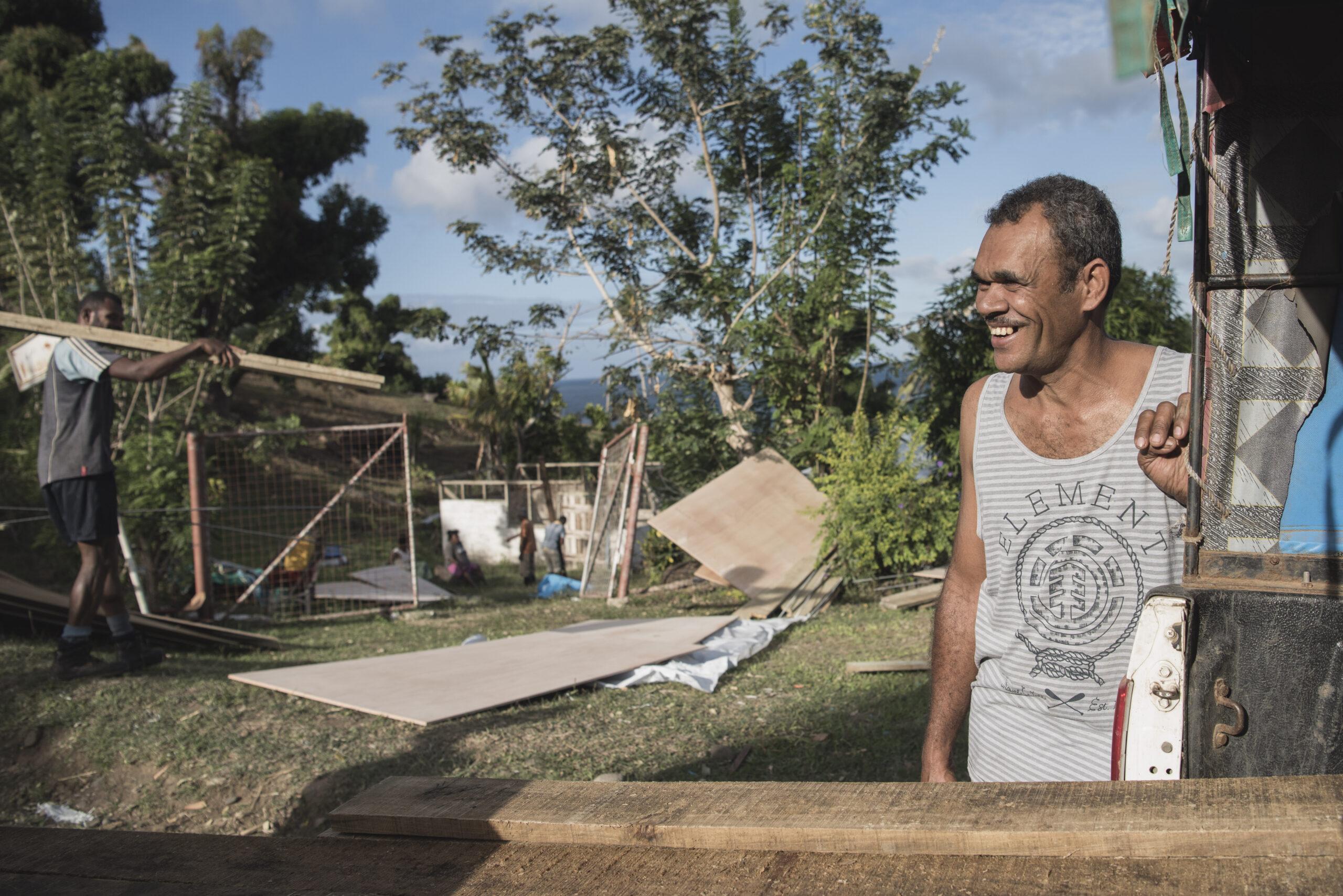 Ma'e na ma'e: Rebuilding Ra after Tropical Cyclone Winston