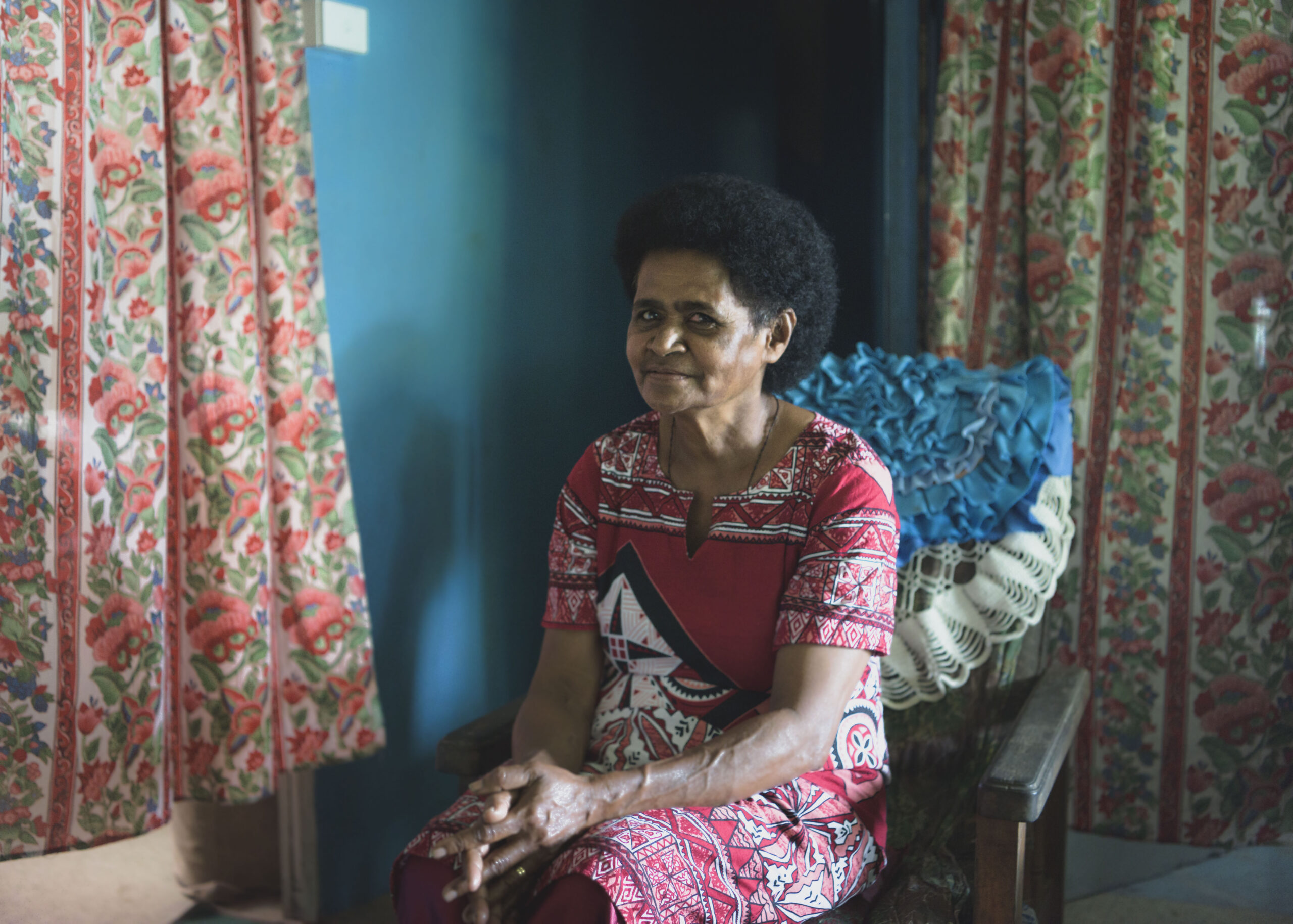 A Mother, A Teacher, A Climate Change Fighter: Meredani's Story