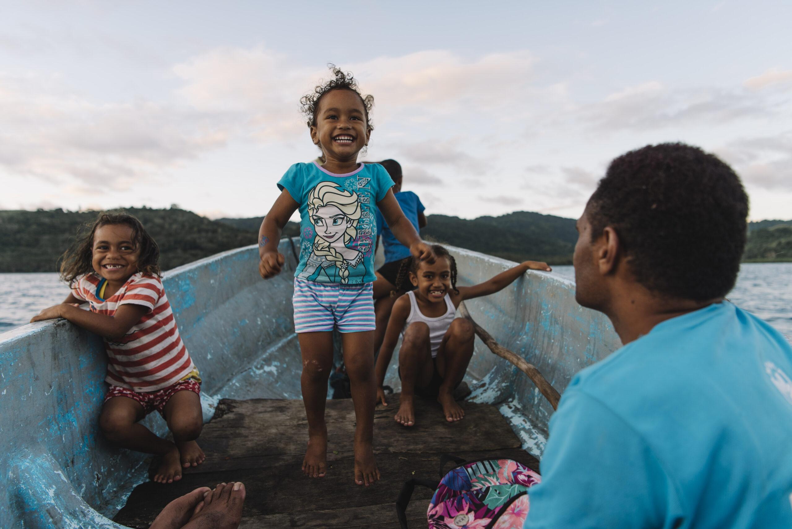 Vunisavisavi: Rising tides for one of Fiji's most sacred communities