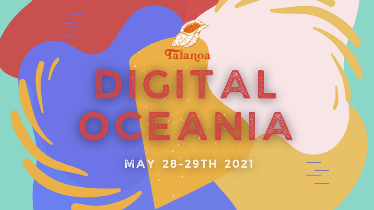 2021 Digital Oceania Symposium