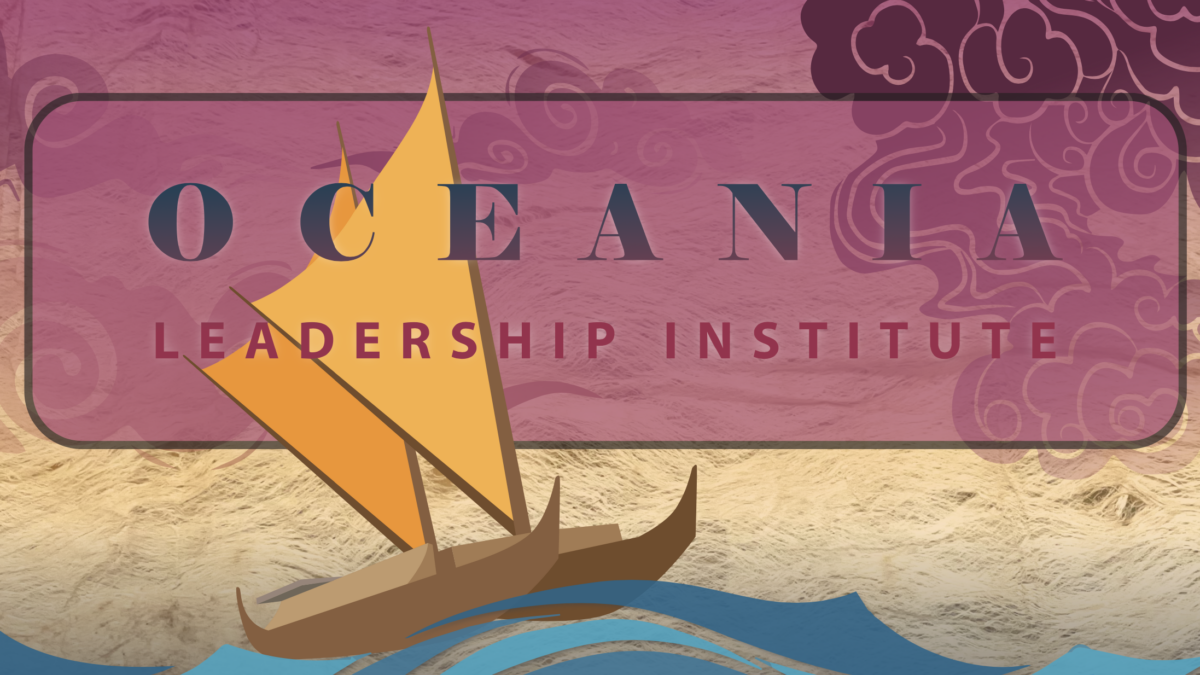 Oceania Leadership Institute:  A culturally rooted leadership program