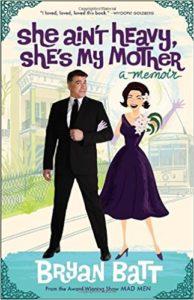 BATT--SHE AIN'T HEAVY, SHE'S MY MOTHER cover