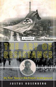 ROSENBERG--THE ART OF RESISTANCE cover