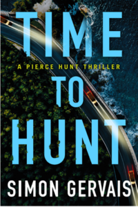 GERVAIS--TIME TO HUNT cover