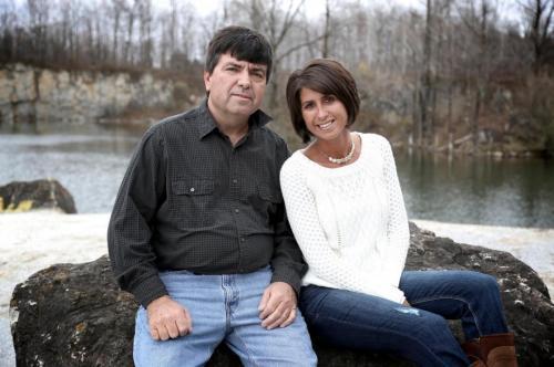 Rick and Danielle