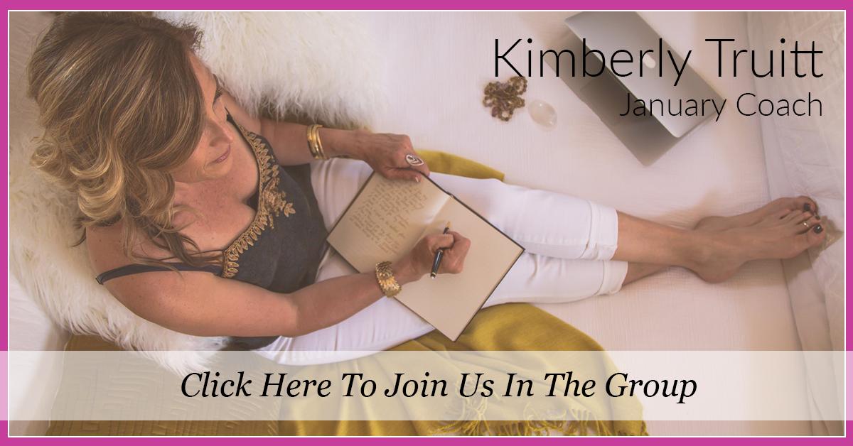 Kimberly Truitt January Coach