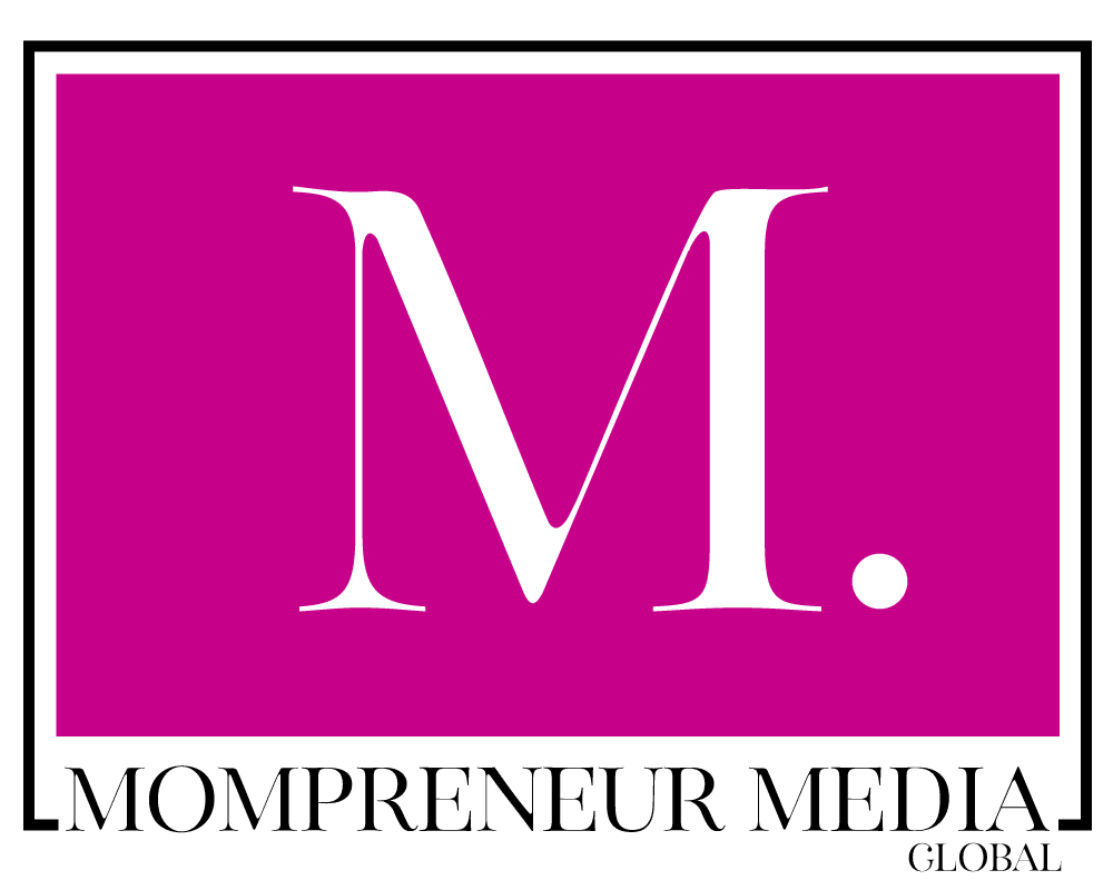 Pink Mompreneur Media Global Logo