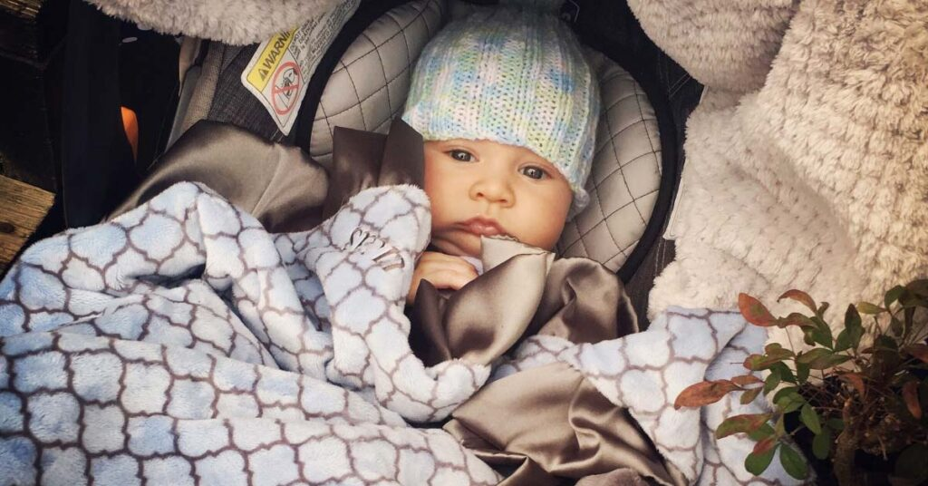Employing an infant car seat is the best protection