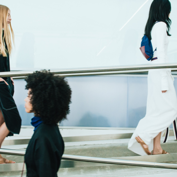 Life Is A Catwalk: Using Every Opportunity To Show Your Style
