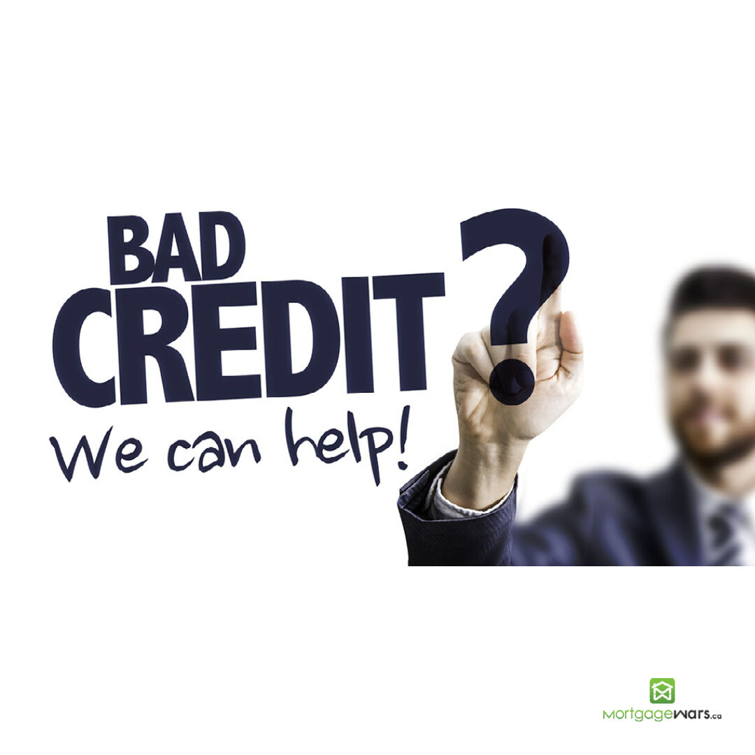 Bad Credit Mortage