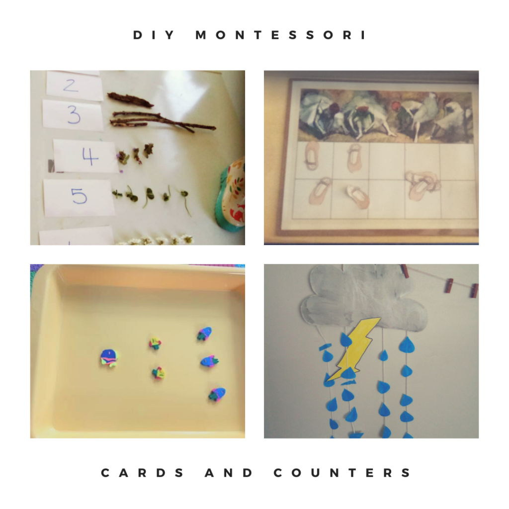 DIY Cards and Counters