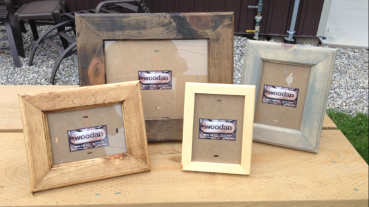 Picture frames in any size