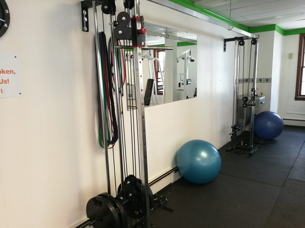 Alton Gym Cable Crossover System