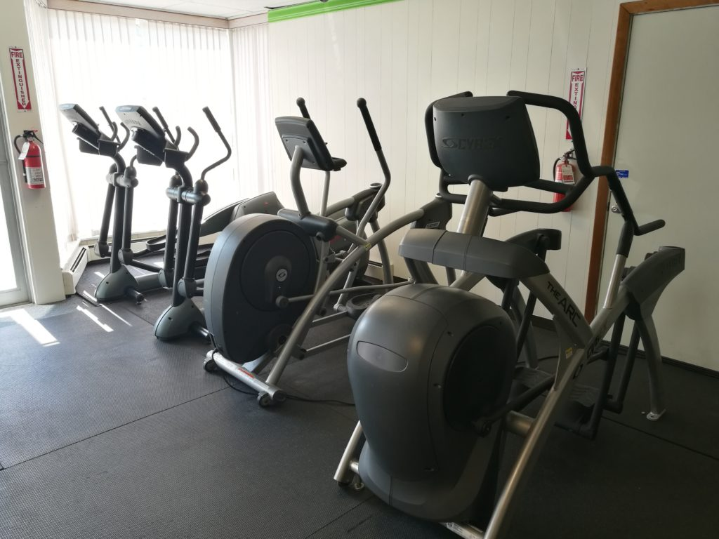 Alton Fitness Arc Trainers/ Ellipticals