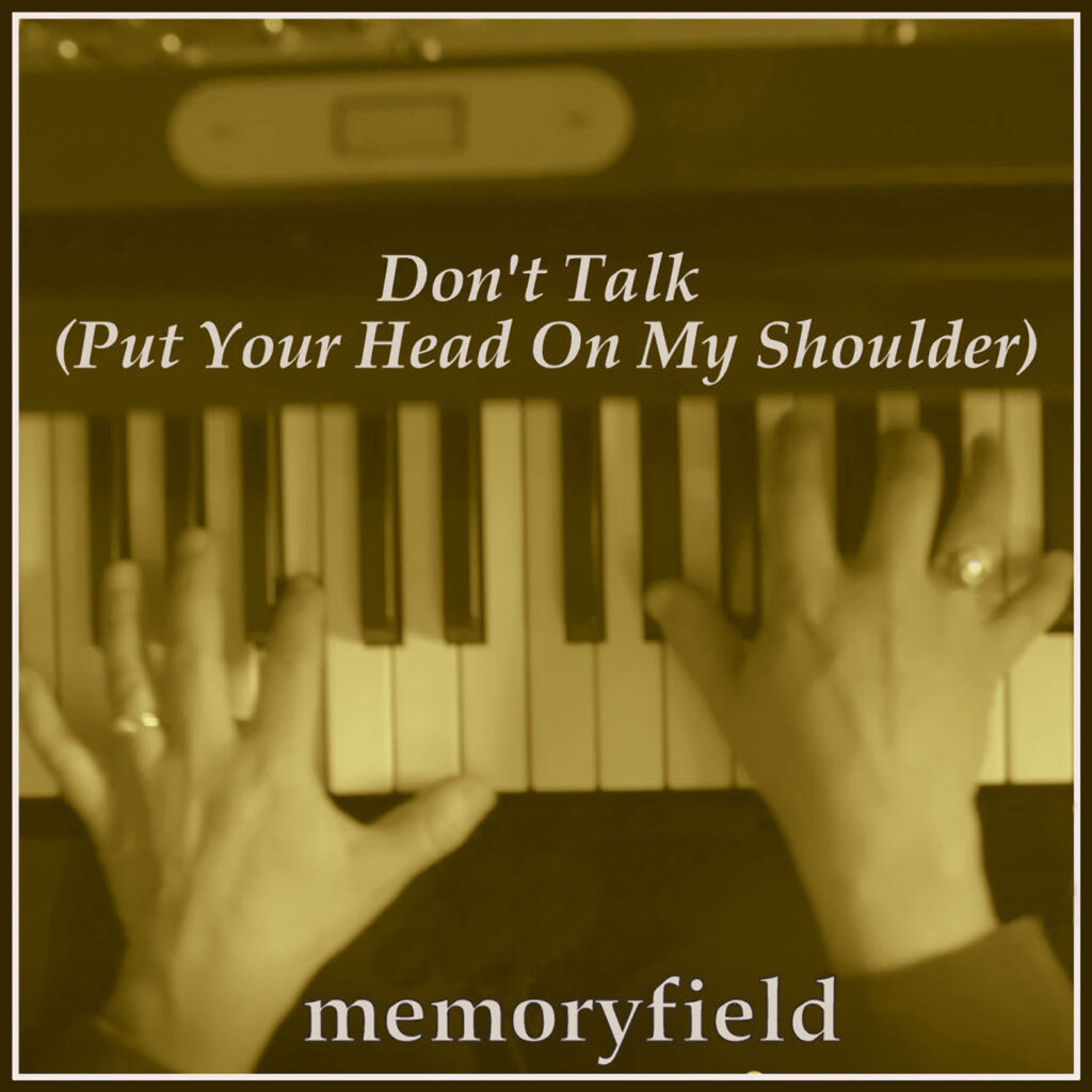 Don't Talk Music Art-1
