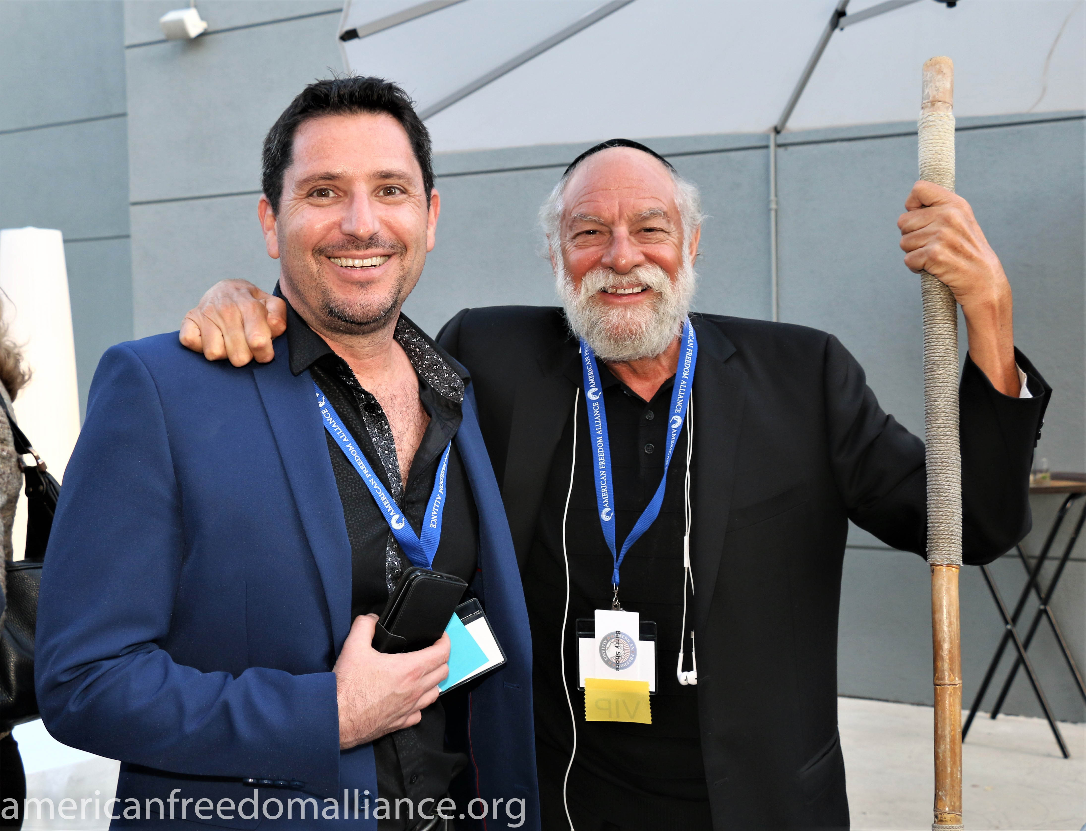Barry Shore and Dave Sussman