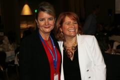 Genevieve Peters and Karen Siegemund
