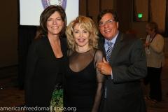 Gigi Becker, Ashley Lewis, Bill Becker