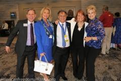 Mark Meuser, Ileana, Evan, Karen and Valerie