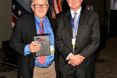 Trevor Loudon and Phil Haney, American Freedom Awardees