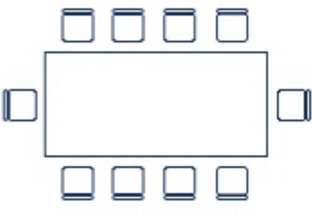 Boardroom Seating Config