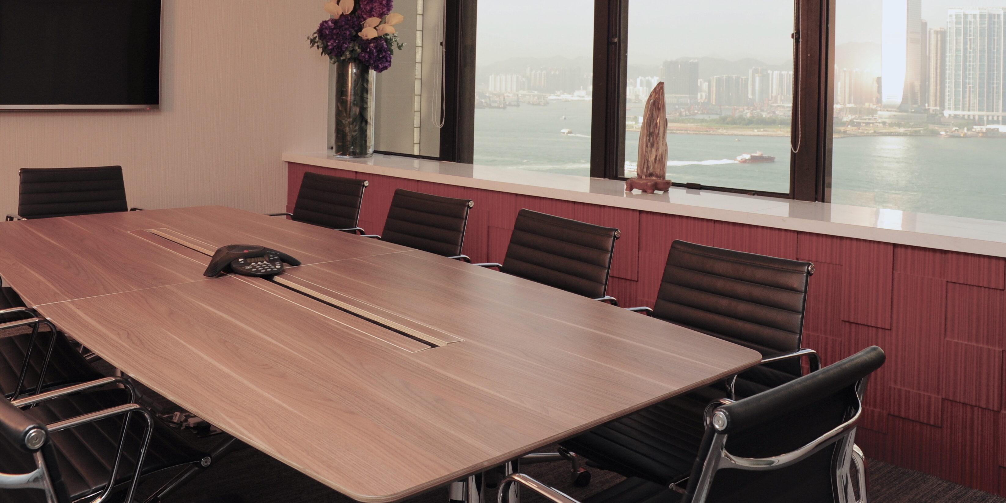Panorama Sea View Meeting Room