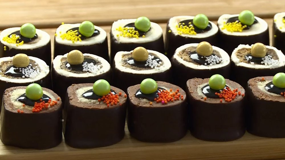 CUPCAKE SUSHI FEATURED IN FORBES
