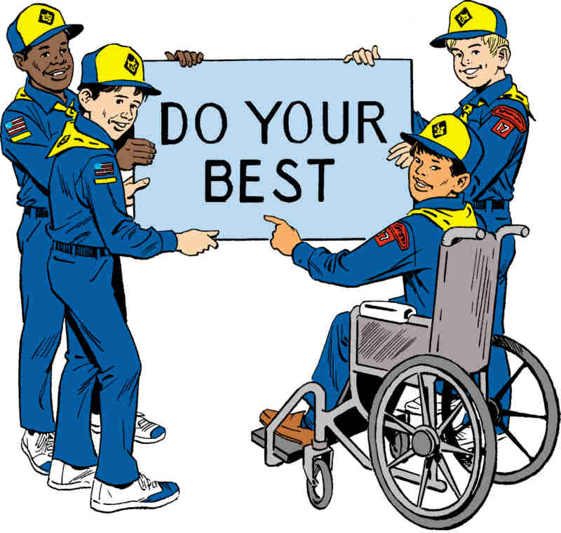 Do Your Best Even If You Don't Feel Like It