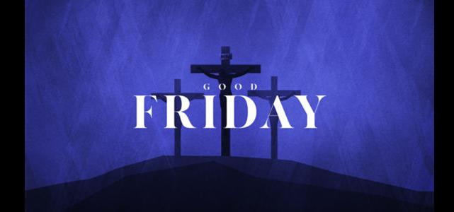 Worship Kit for Good Friday 2021