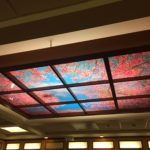 radiology suite ceiling
