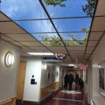LED skylight hospital lighting