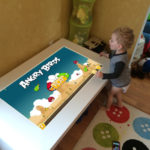 touchscreen tables for waiting rooms