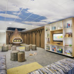 Kids Club Artificial Sky Acoustic Ceiling Tile