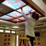 LINAC Oncology LED skylight