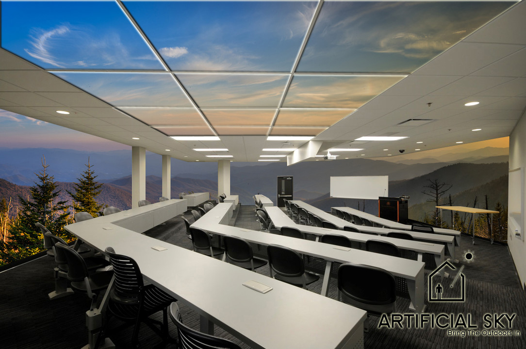 classroom environment of the future