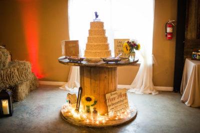 Cake Table Decoration Rental