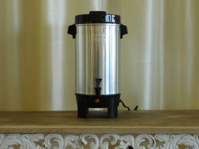 Small Coffee Urn for event rental