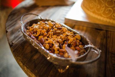 Wedding Candy Dish Decor Rental