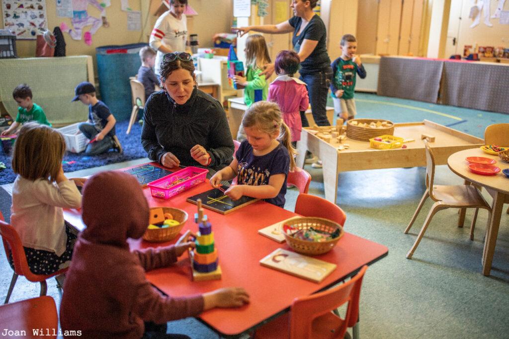 Alki Co-op Preschool Pre-K