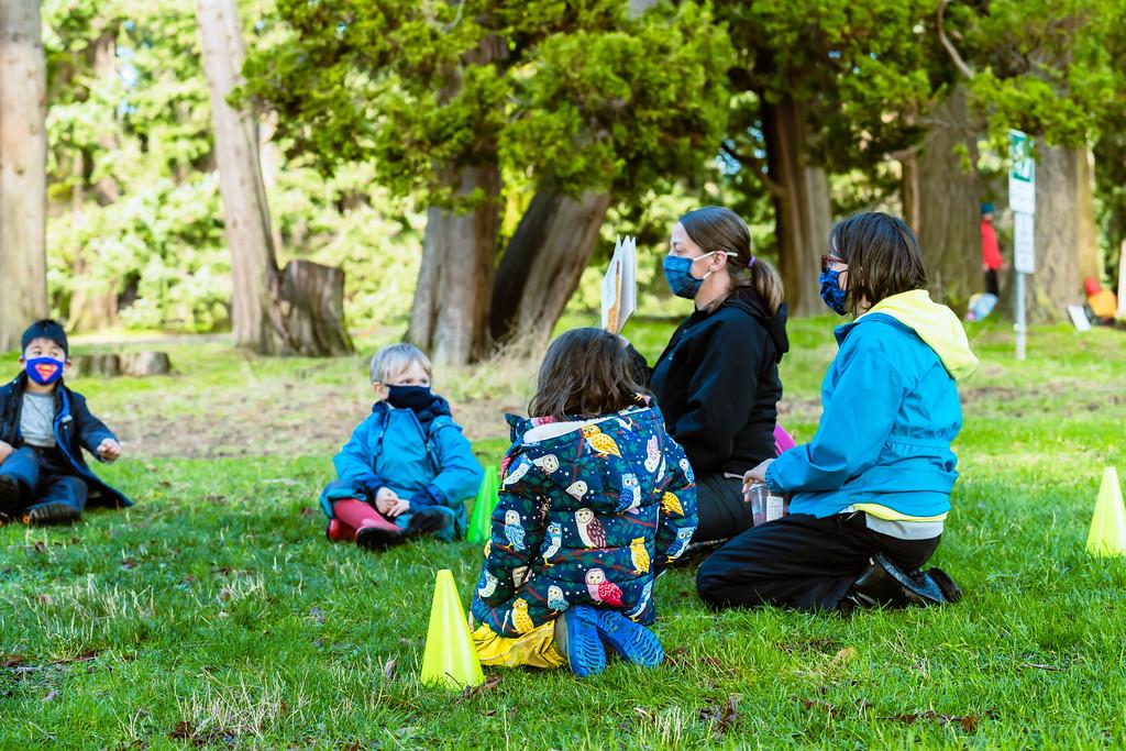 Alki Co-op Outdoor School