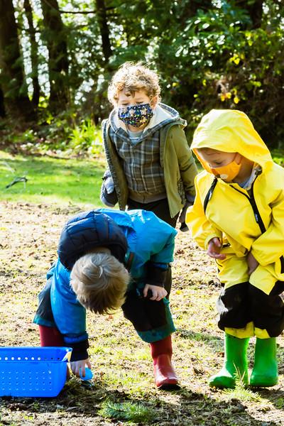 Alki Co-op Preschool Outdoor School